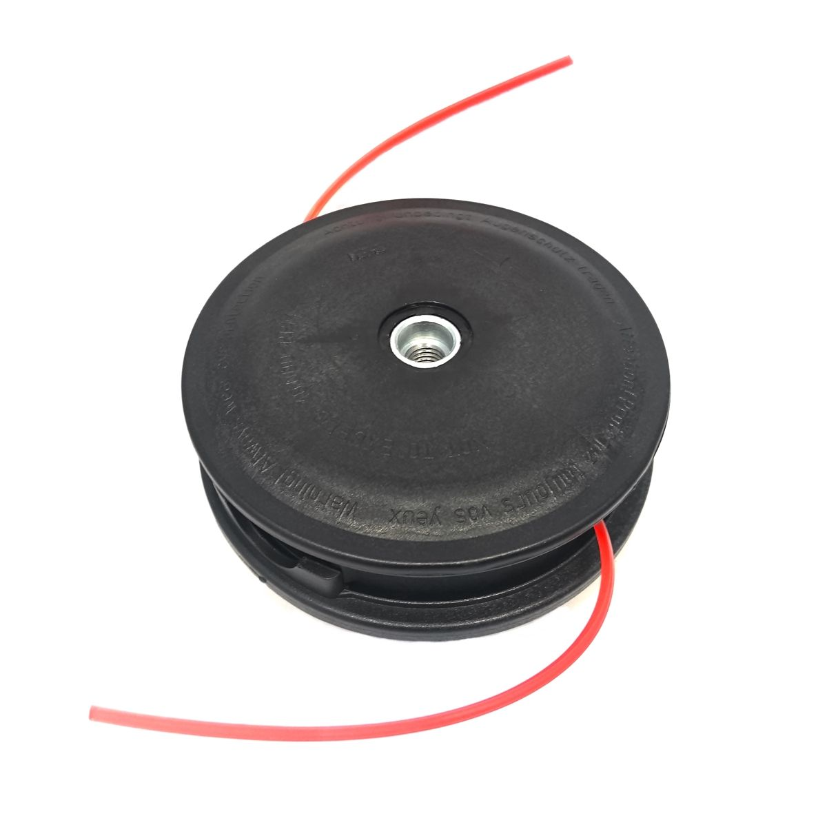 Bump Feed Trimmer Head, Lawnflite S2690H, S2690K Brush Cutter Part with  2 4mm Trimmer Line Included